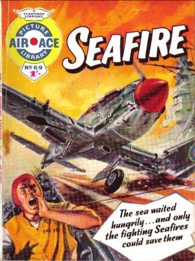Cover for Air Ace Picture Library (IPC, 1960 series) #69