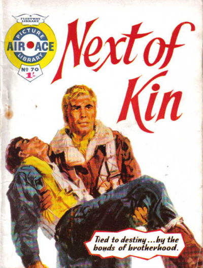 Cover for Air Ace Picture Library (IPC, 1960 series) #70