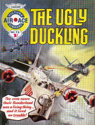 Cover for Air Ace Picture Library (IPC, 1960 series) #72
