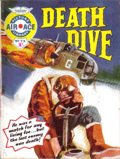 Cover for Air Ace Picture Library (IPC, 1960 series) #73