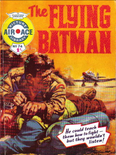 Cover for Air Ace Picture Library (IPC, 1960 series) #74