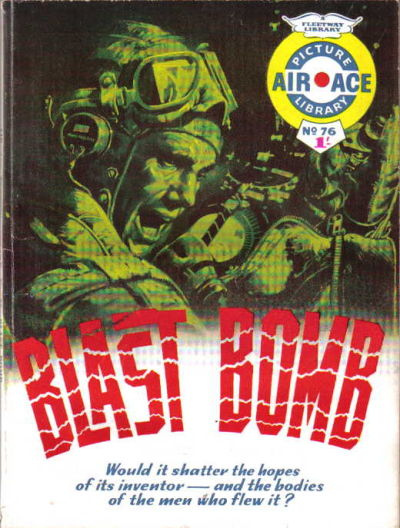Cover for Air Ace Picture Library (IPC, 1960 series) #76
