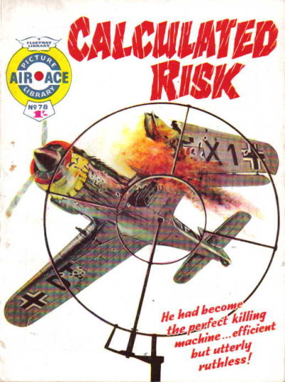 Cover for Air Ace Picture Library (IPC, 1960 series) #78