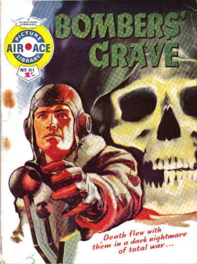 Cover for Air Ace Picture Library (IPC, 1960 series) #81