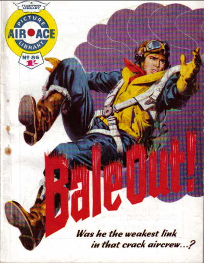 Cover for Air Ace Picture Library (IPC, 1960 series) #86