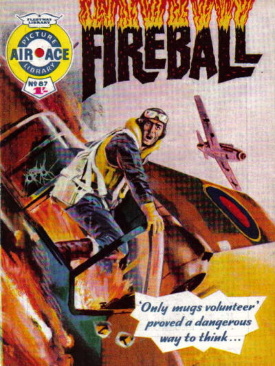 Cover for Air Ace Picture Library (IPC, 1960 series) #87
