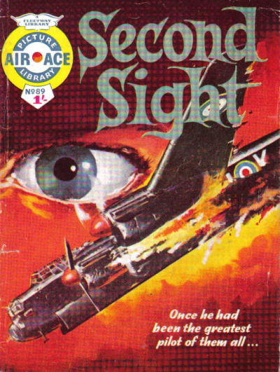 Cover for Air Ace Picture Library (IPC, 1960 series) #89