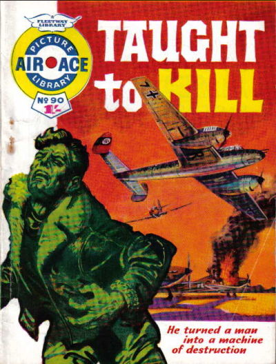 Cover for Air Ace Picture Library (IPC, 1960 series) #90