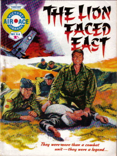 Cover for Air Ace Picture Library (IPC, 1960 series) #94