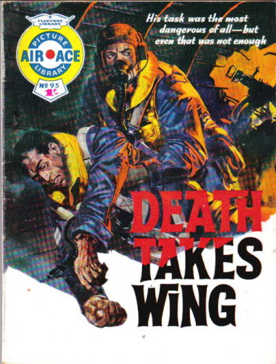 Cover for Air Ace Picture Library (IPC, 1960 series) #95
