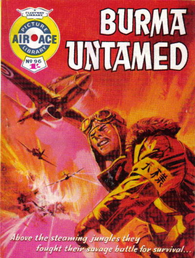 Cover for Air Ace Picture Library (IPC, 1960 series) #96