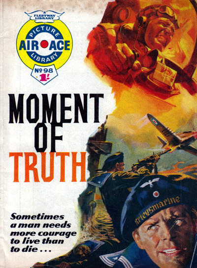 Cover for Air Ace Picture Library (IPC, 1960 series) #98