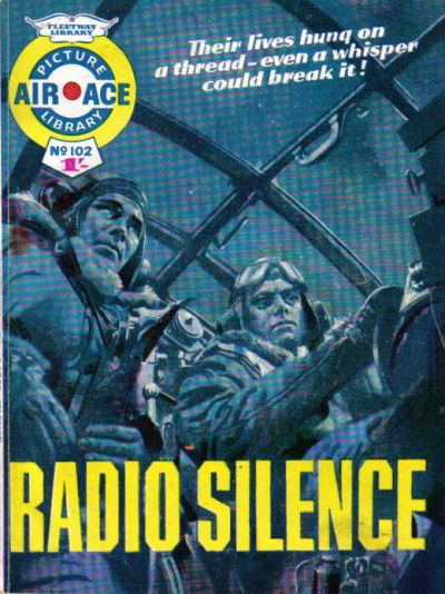 Cover for Air Ace Picture Library (IPC, 1960 series) #102