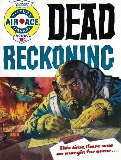 Cover for Air Ace Picture Library (IPC, 1960 series) #106