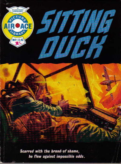 Cover for Air Ace Picture Library (IPC, 1960 series) #114
