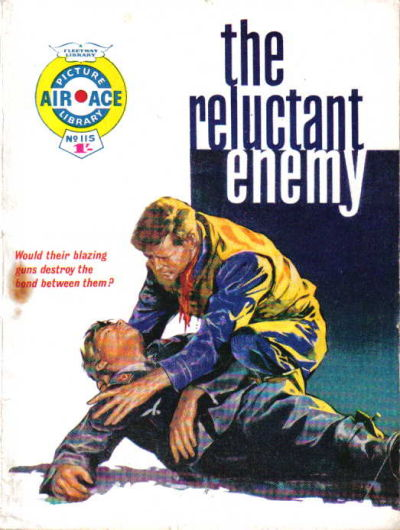 Cover for Air Ace Picture Library (IPC, 1960 series) #115