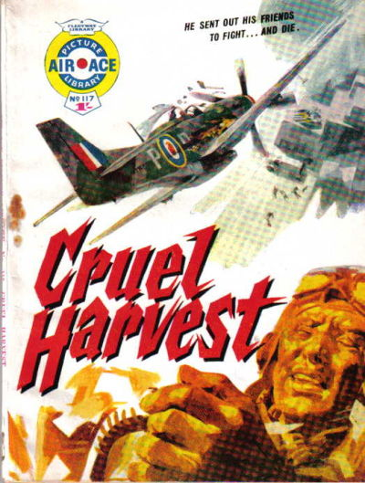 Cover for Air Ace Picture Library (IPC, 1960 series) #117