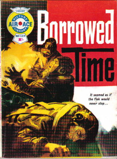 Cover for Air Ace Picture Library (IPC, 1960 series) #123