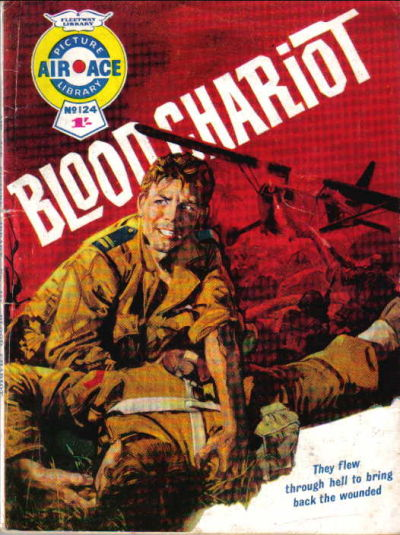 Cover for Air Ace Picture Library (IPC, 1960 series) #124