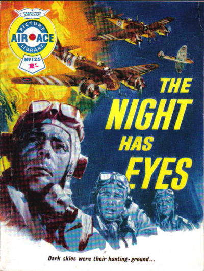Cover for Air Ace Picture Library (IPC, 1960 series) #125