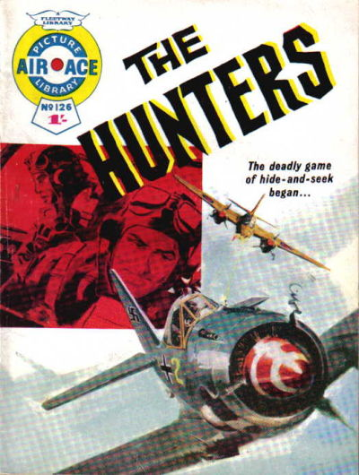 Cover for Air Ace Picture Library (IPC, 1960 series) #126