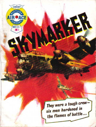 Cover for Air Ace Picture Library (IPC, 1960 series) #131