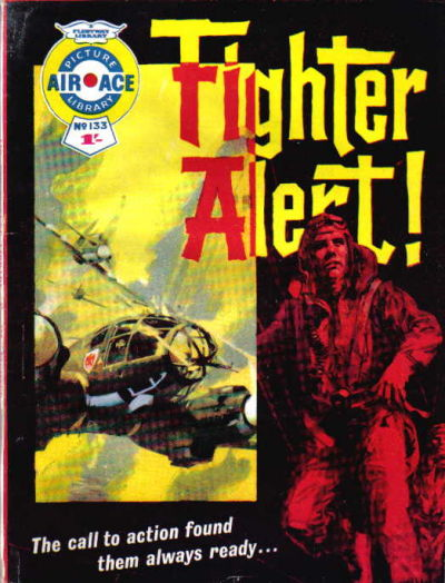 Cover for Air Ace Picture Library (IPC, 1960 series) #133