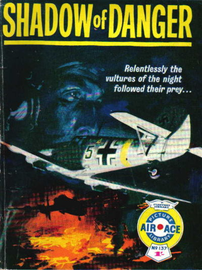 Cover for Air Ace Picture Library (IPC, 1960 series) #137