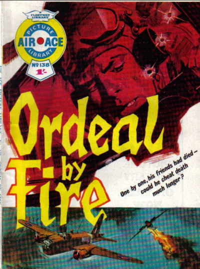 Cover for Air Ace Picture Library (IPC, 1960 series) #138