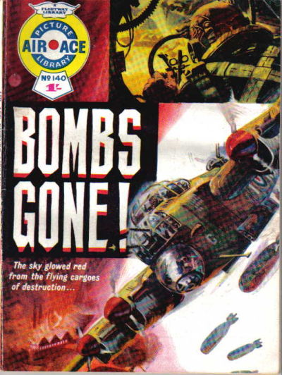 Cover for Air Ace Picture Library (IPC, 1960 series) #140