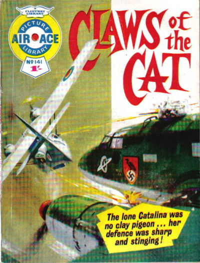 Cover for Air Ace Picture Library (IPC, 1960 series) #141
