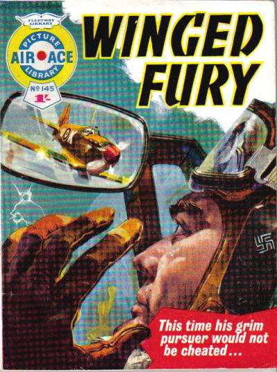 Cover for Air Ace Picture Library (IPC, 1960 series) #145