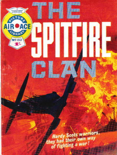 Cover for Air Ace Picture Library (IPC, 1960 series) #152