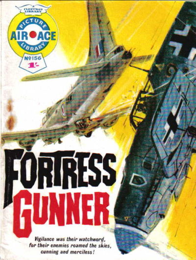 Cover for Air Ace Picture Library (IPC, 1960 series) #156