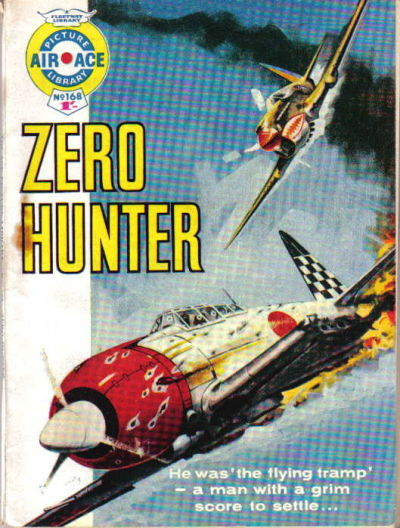 Cover for Air Ace Picture Library (IPC, 1960 series) #168