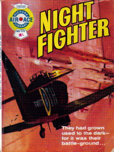Cover for Air Ace Picture Library (IPC, 1960 series) #170