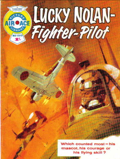 Cover for Air Ace Picture Library (IPC, 1960 series) #199
