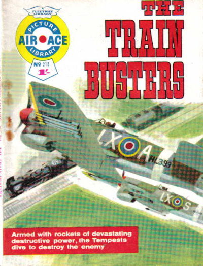 Cover for Air Ace Picture Library (IPC, 1960 series) #213