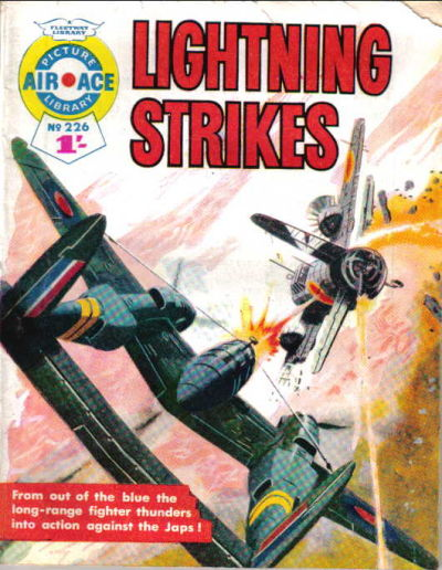 Cover for Air Ace Picture Library (IPC, 1960 series) #226
