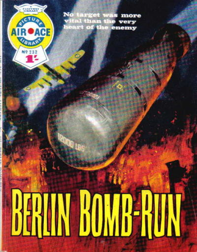 Cover for Air Ace Picture Library (IPC, 1960 series) #232