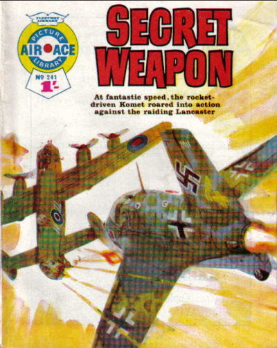 Cover for Air Ace Picture Library (IPC, 1960 series) #241