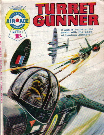 Cover for Air Ace Picture Library (IPC, 1960 series) #251