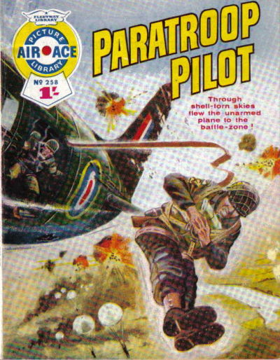 Cover for Air Ace Picture Library (IPC, 1960 series) #258