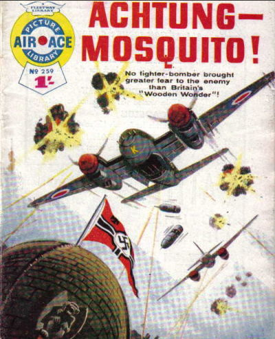 Cover for Air Ace Picture Library (IPC, 1960 series) #259