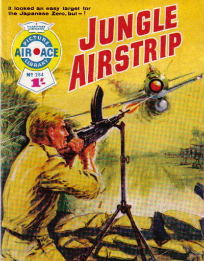Cover for Air Ace Picture Library (IPC, 1960 series) #264