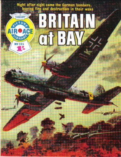 Cover for Air Ace Picture Library (IPC, 1960 series) #265