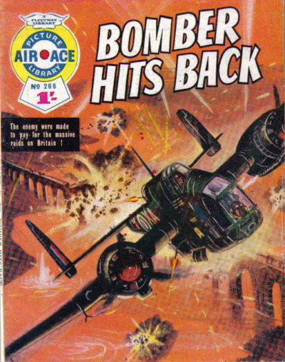 Cover for Air Ace Picture Library (IPC, 1960 series) #266