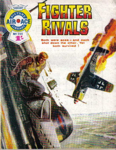 Cover for Air Ace Picture Library (IPC, 1960 series) #268