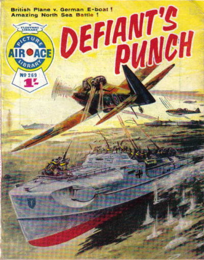 Cover for Air Ace Picture Library (IPC, 1960 series) #269
