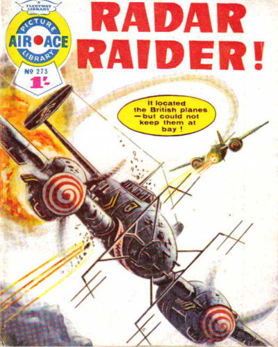 Cover for Air Ace Picture Library (IPC, 1960 series) #273
